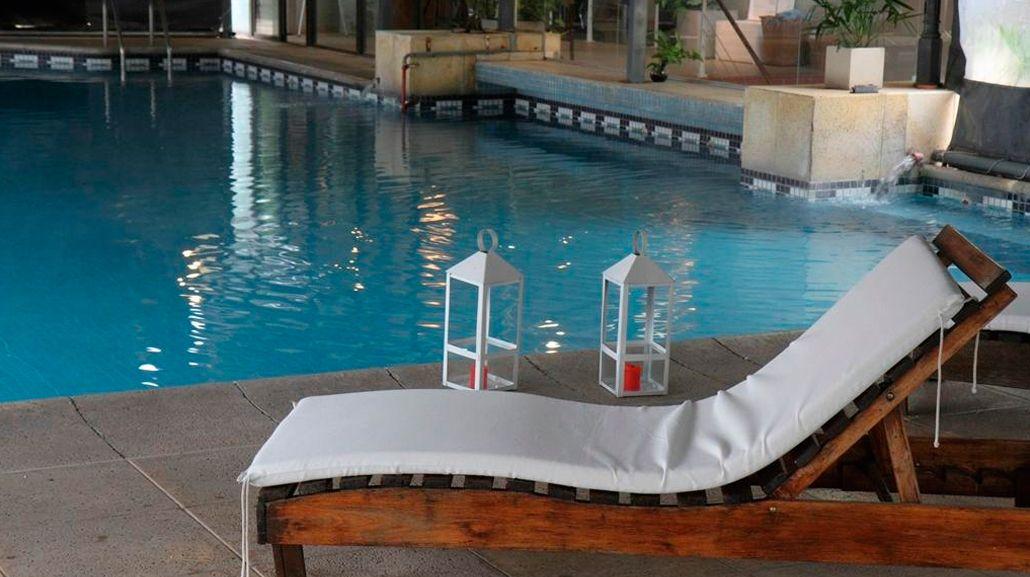 En este hotel spa fue el retiro espiritual del que participó Grindetti