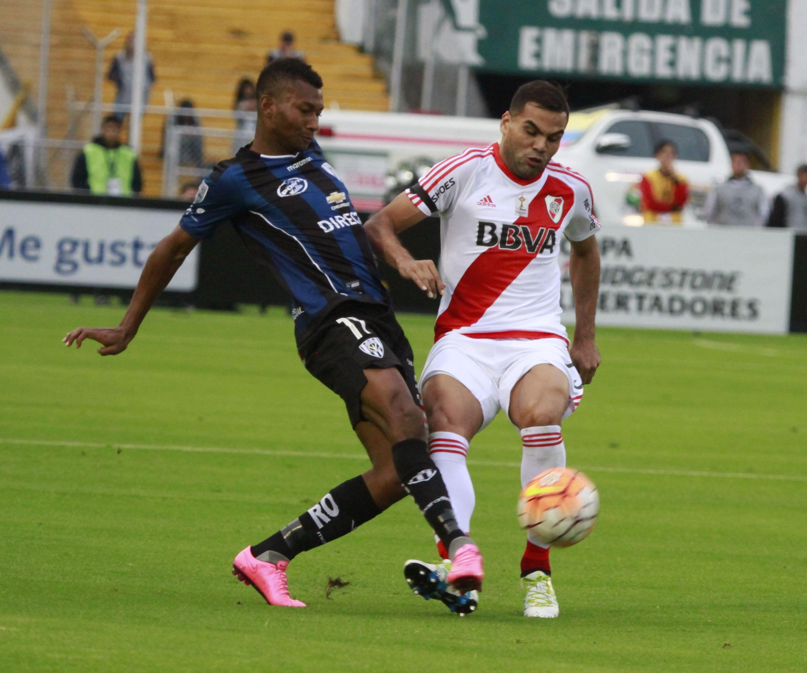 El partido del semestre: ¿Cómo formará River ante Independiente del Valle?