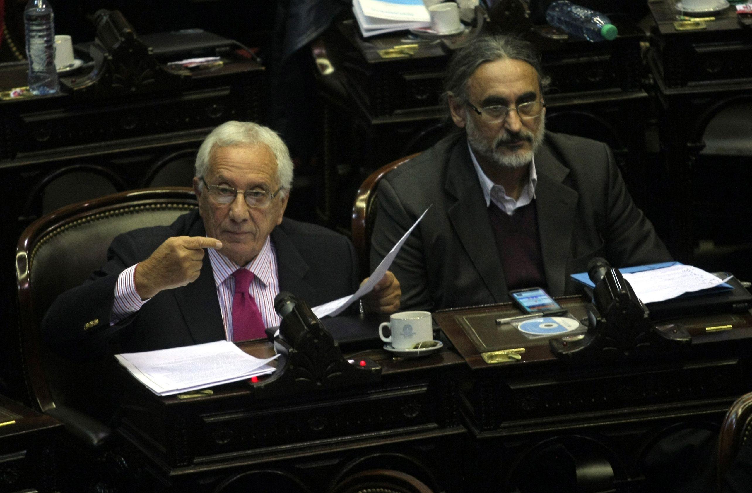 Muchos gritos, interrupciones y chicanas dominaron la primera presentación de Peña en Diputados