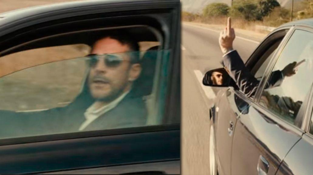 Leo Sbaraglia y su escena maldita de Relatos Salvajes: No me animaba a bajar la ventanilla