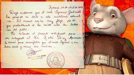 El Ratón Pérez le llevó $400 al nene rosarino