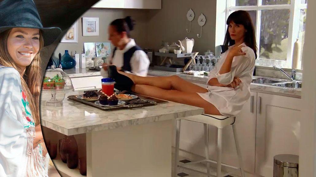 VIDEO: la pícara referencia de Educando a Nina a la China Suárez y el escándalo del motorhome
