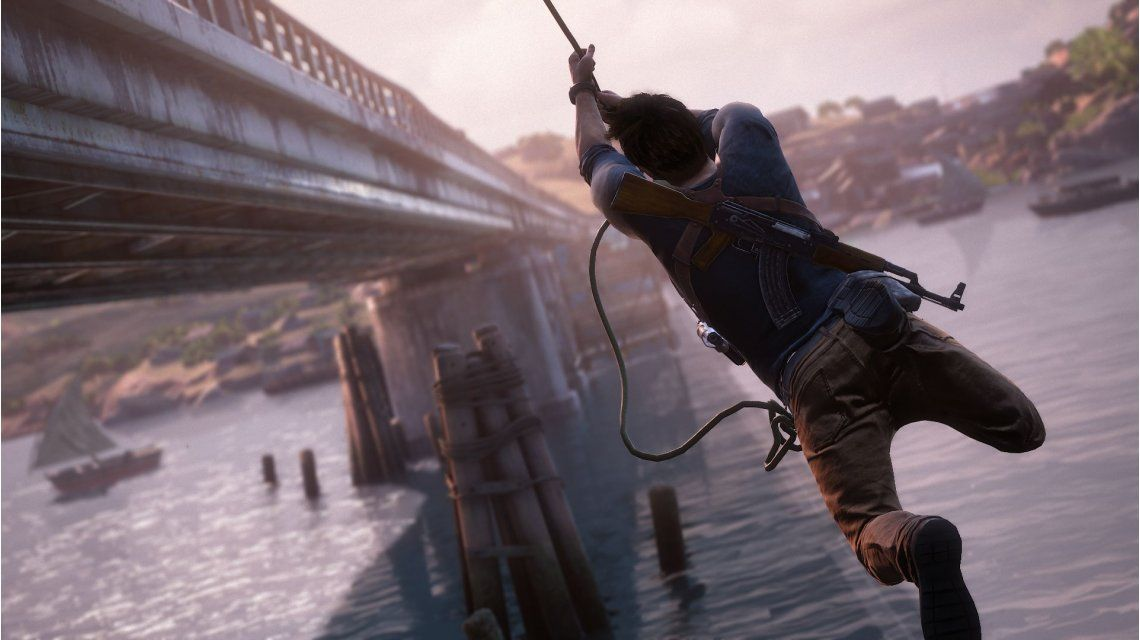 Le roban a Sony copias del Uncharted 4