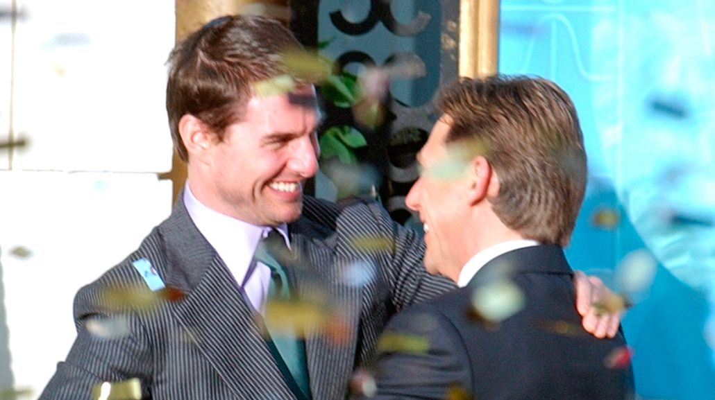Tras los rumores de romance con su líder religioso, Tom Cruise se enfrenta a un libro que lo puede arruinar