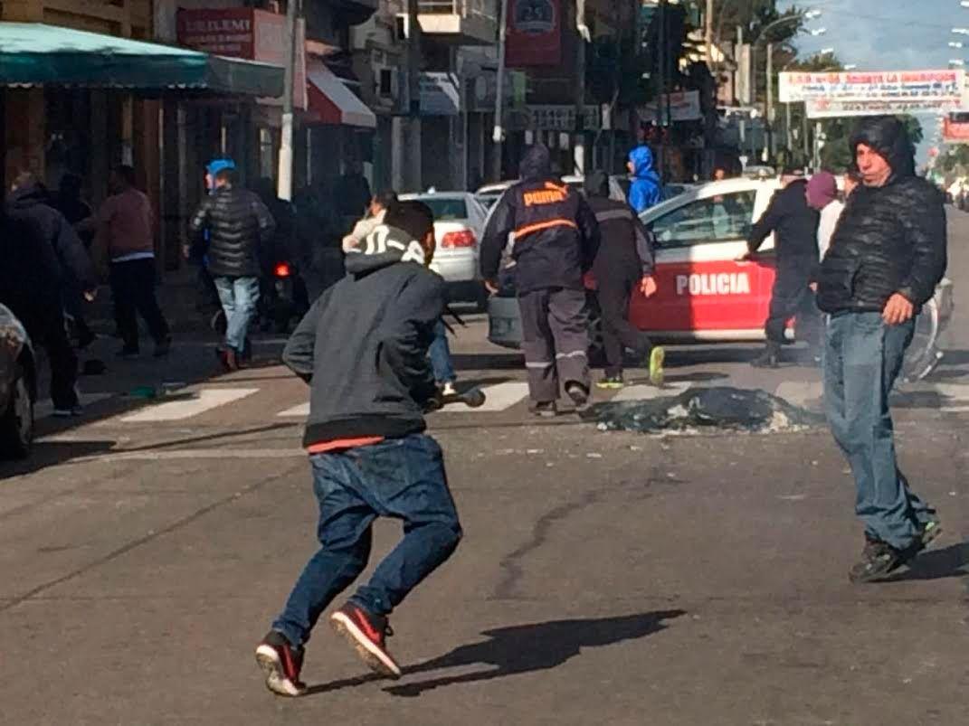 Concejal aseguró que fue una patota del PRO la que atacó a vecinos de Lanús