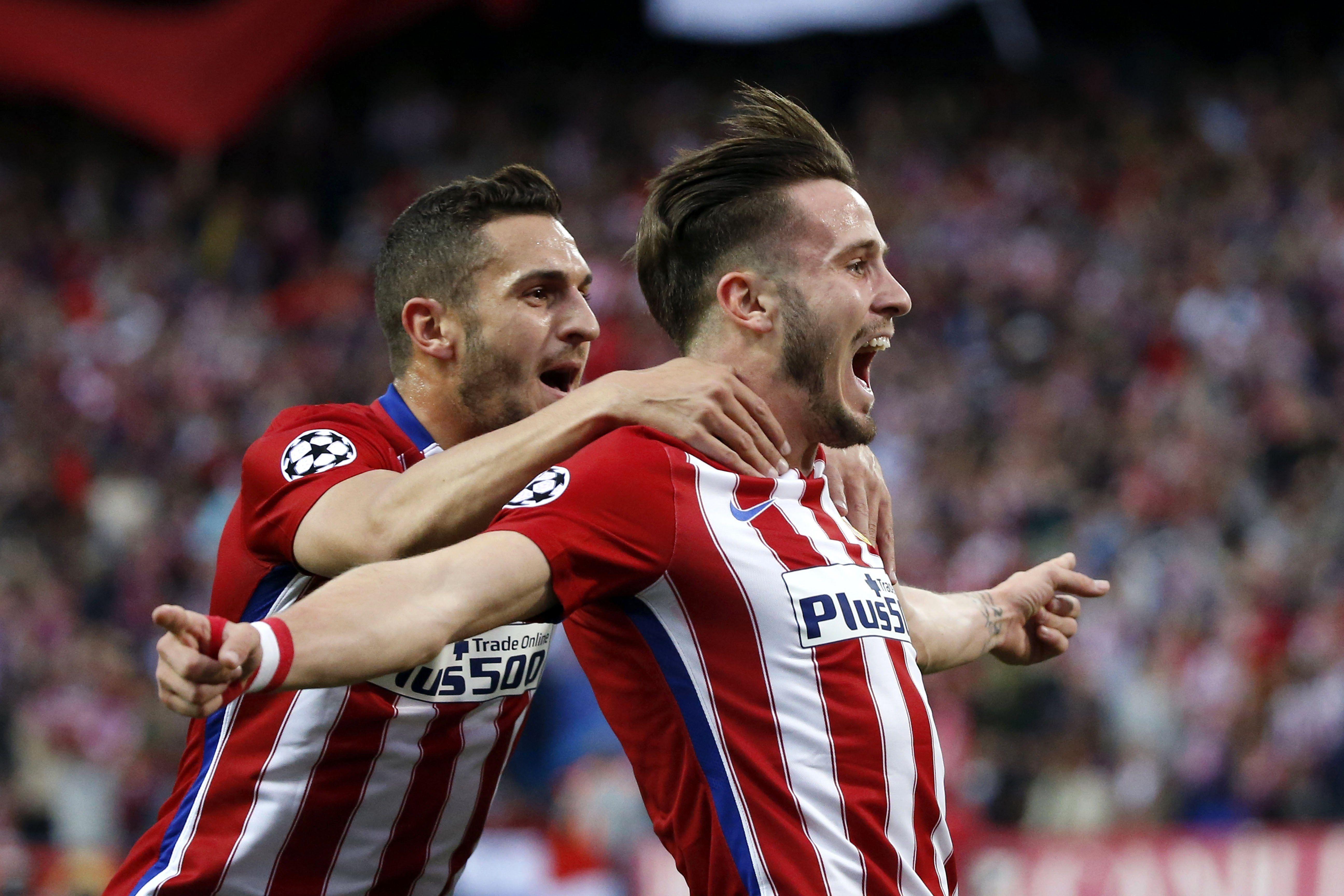 El Atlético de Simeone le ganó al Bayern Munich y comienza a soñar con la final