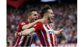 El Atlético le ganó al Bayern y comienza a soñar con la final