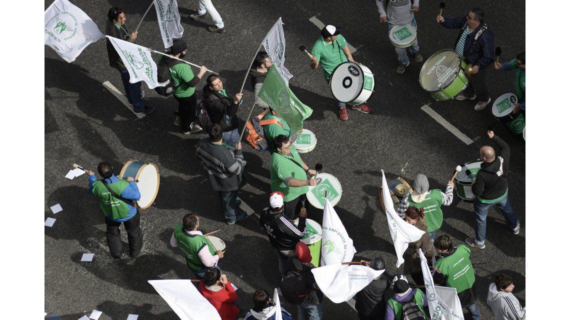 Expectativa por los discursos de las centrales obreras contra los despidos, la inflación y el ajuste
