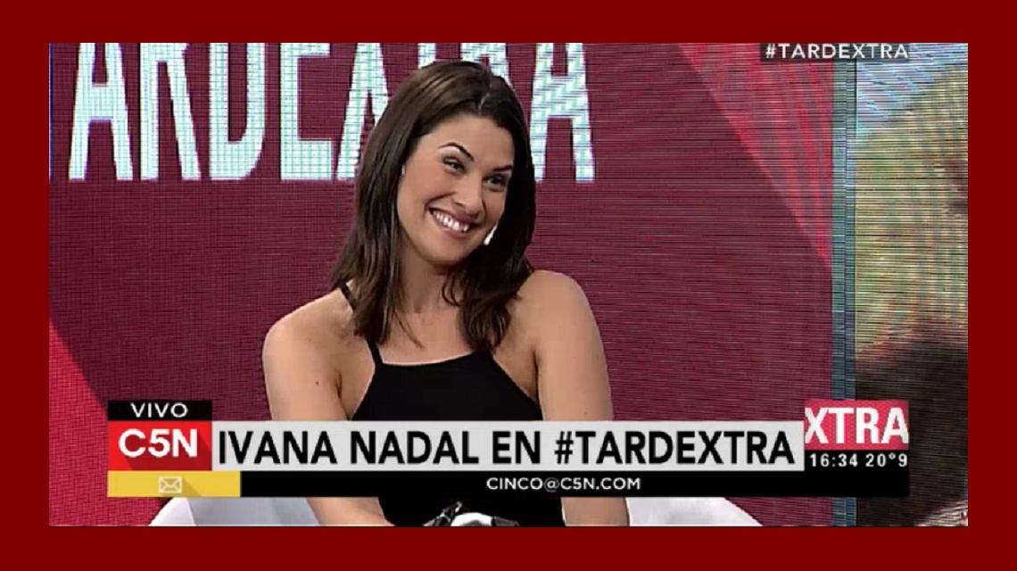 Ivana Nadal pronostica el Superclásico: ¿gana River o Boca?