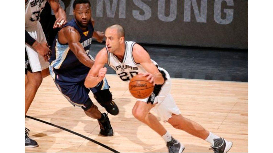 Notición: Emanuel Ginóbili jugará un año más en la NBA