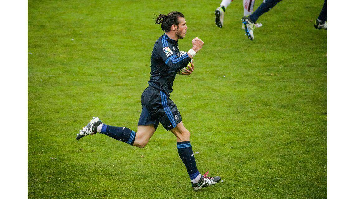 Sin Cristiano, Bale fue figura en la remontada del Real Madrid ante Rayo Vallecano en el Bernabéu
