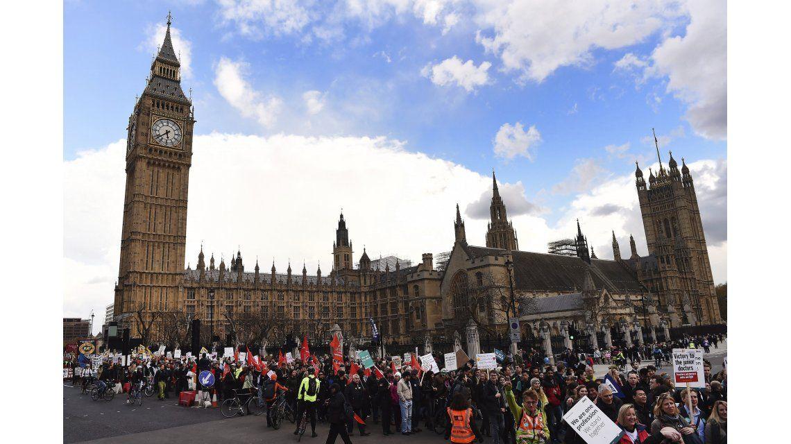 Detienen el Big Ben de Londres para unas reparaciones urgentes