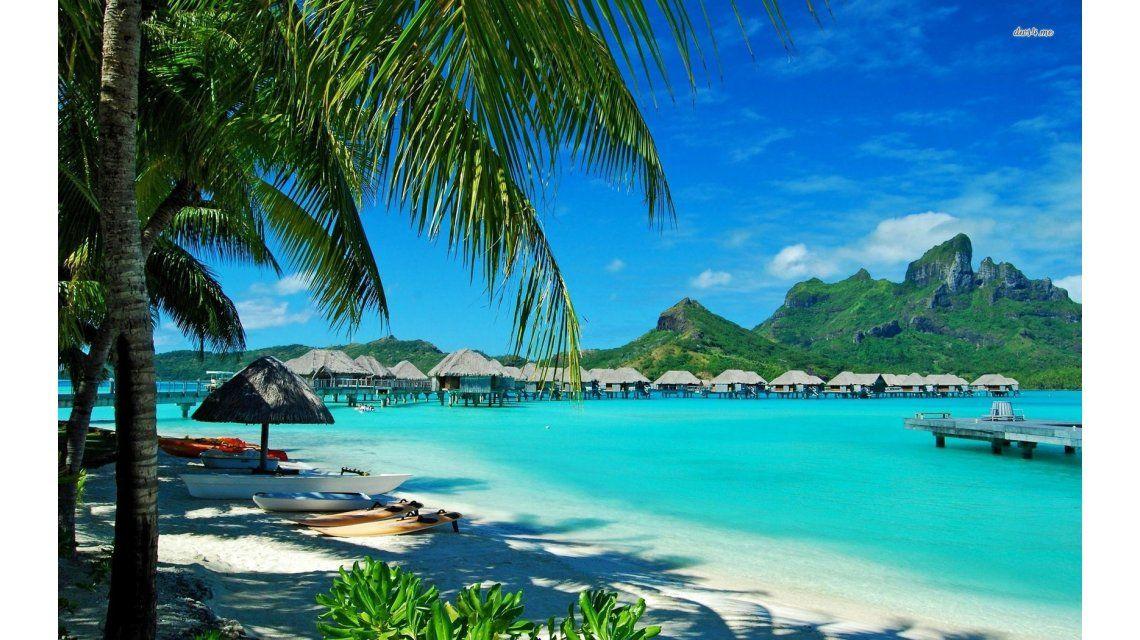 ¿Querés trabajar en uno de los lugares más lindos del mundo? Hay 1.600 puestos