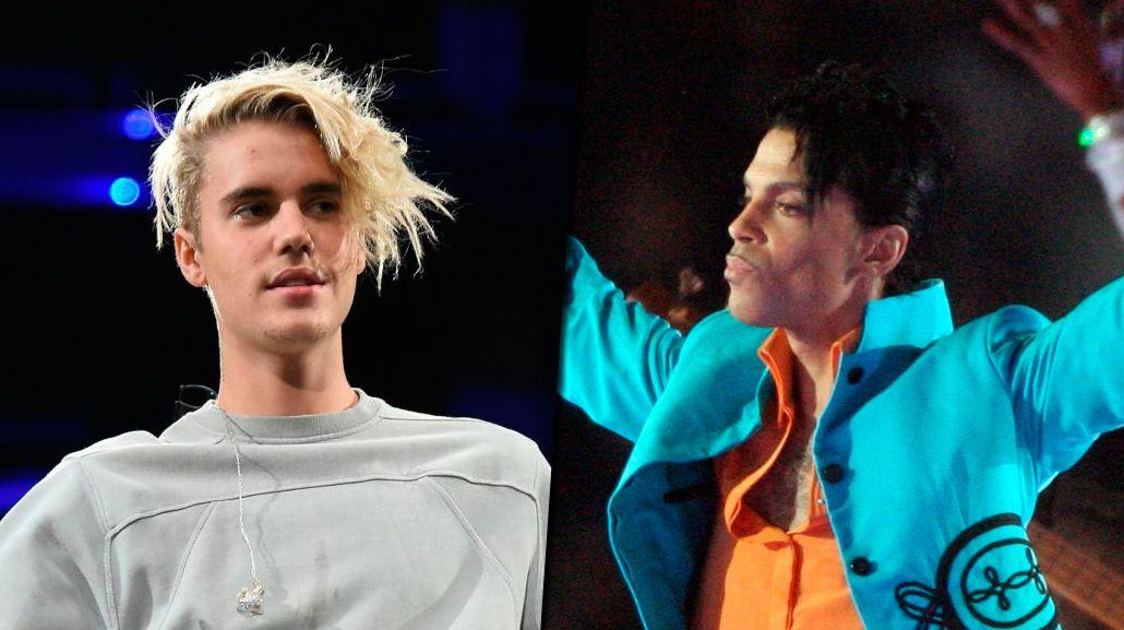 El comentario de Justin Bieber que enfureció a los fans de Prince