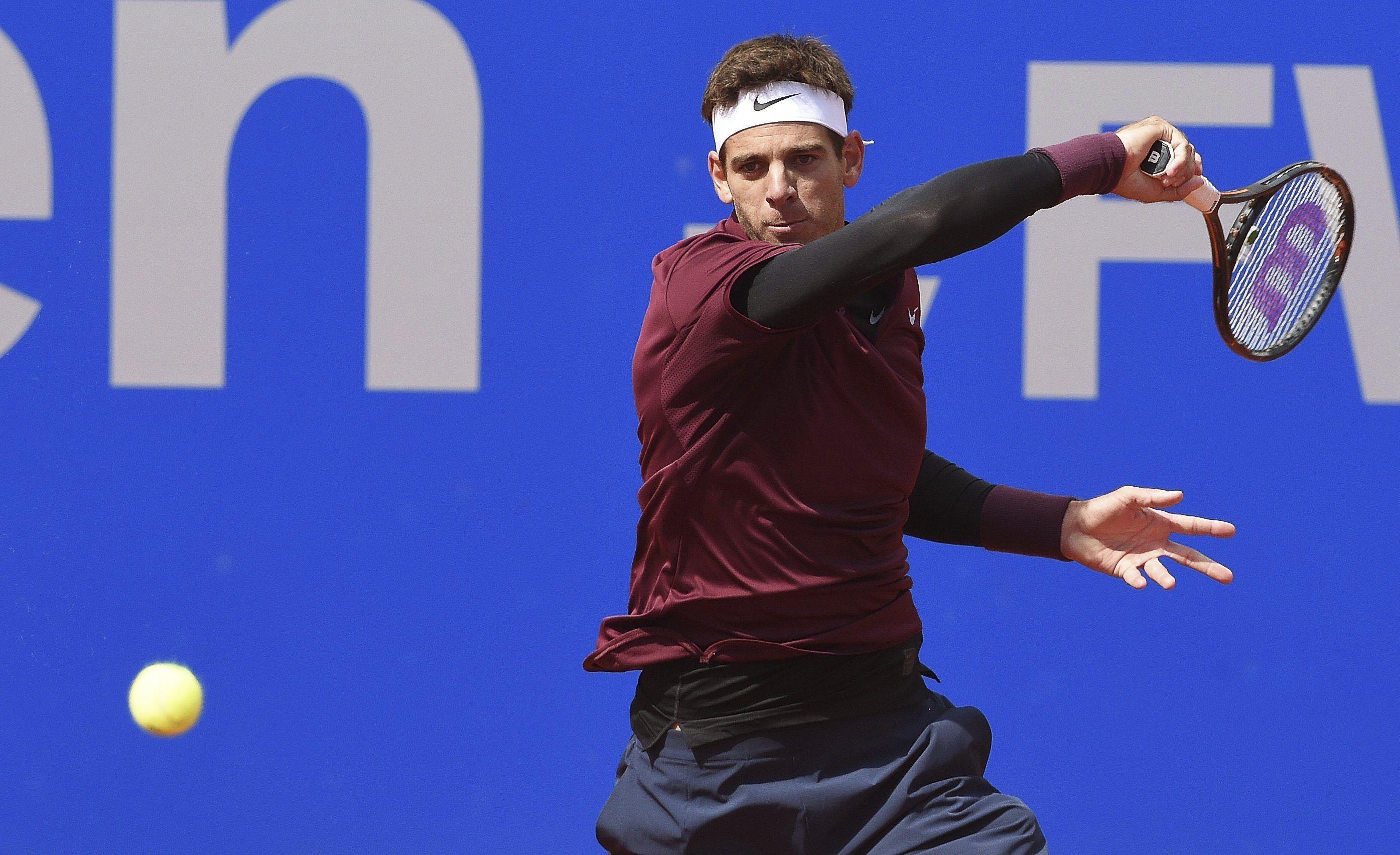 Del Potro anunció el calendario para su regreso al circuito ATP