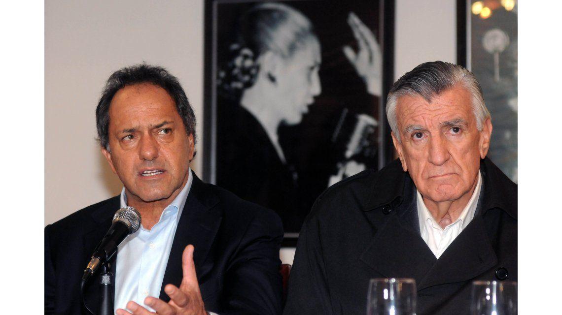 Nueva conducción del PJ: El desafío es actualizar al peronismo, dijo Scioli