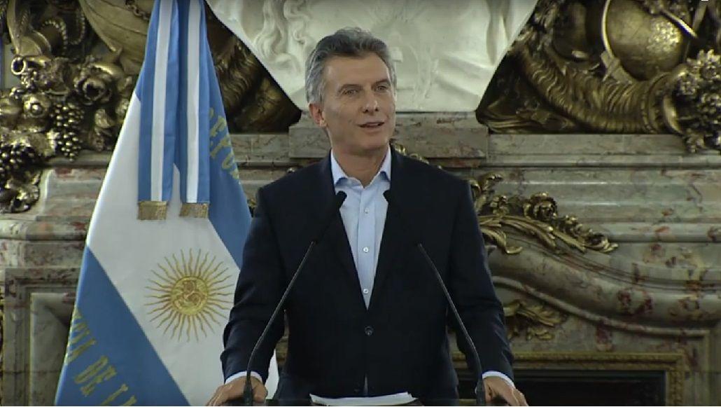 Macri presentó el Plan Nacional de Turismo y prometió 300 mil puestos de trabajo