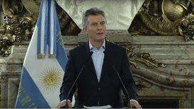 Macri presentó un plan de turismo