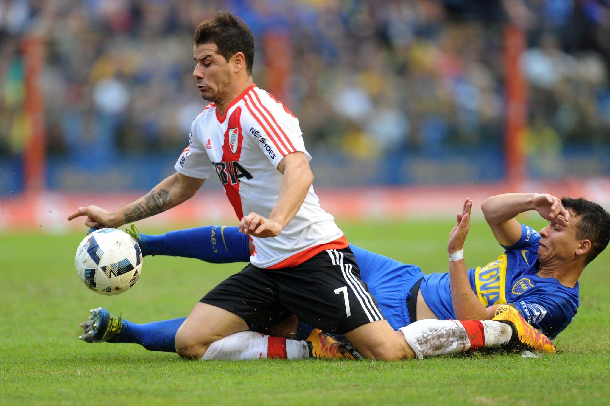 El uruguayo ya palpita el choque ante Boca