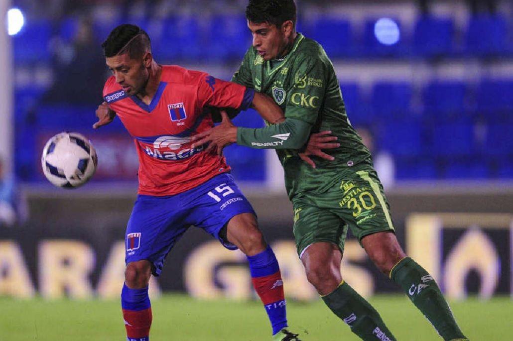 Tigre superó con claridad a Sarmiento en Victoria