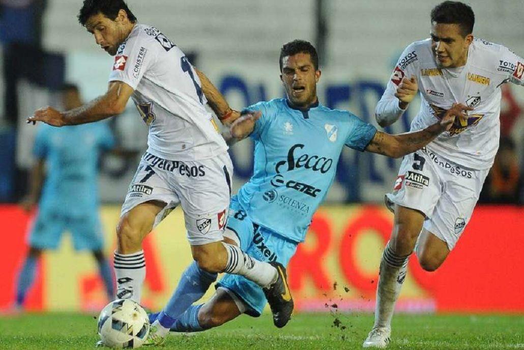 Quilmes derrotó con justicia a Temperley en el cierre de la fecha de los clásicos