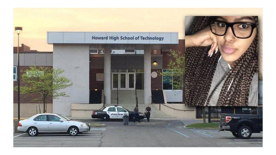 Matan a golpes a una chica en el baño de un colegio para robarle el novio