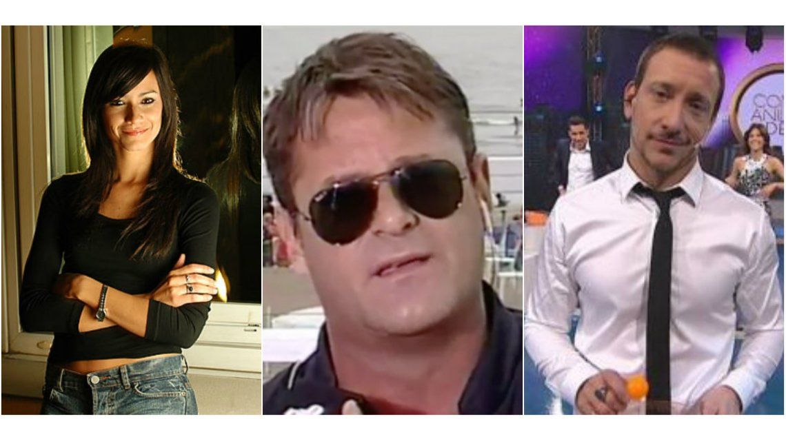 Escándalo en TV: Evangelina Carrozo se negó a grabar con Roberto Peña el programa de Nico Vázquez
