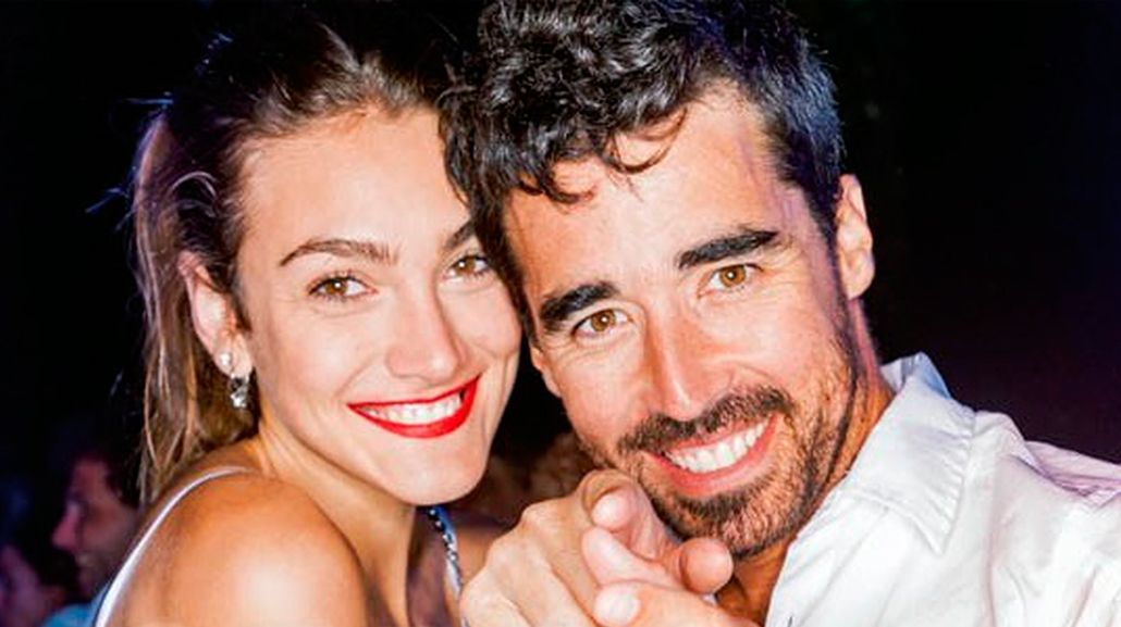 El escándalo de la ex de Nacho Viale en un desfile: se encerró en un baño