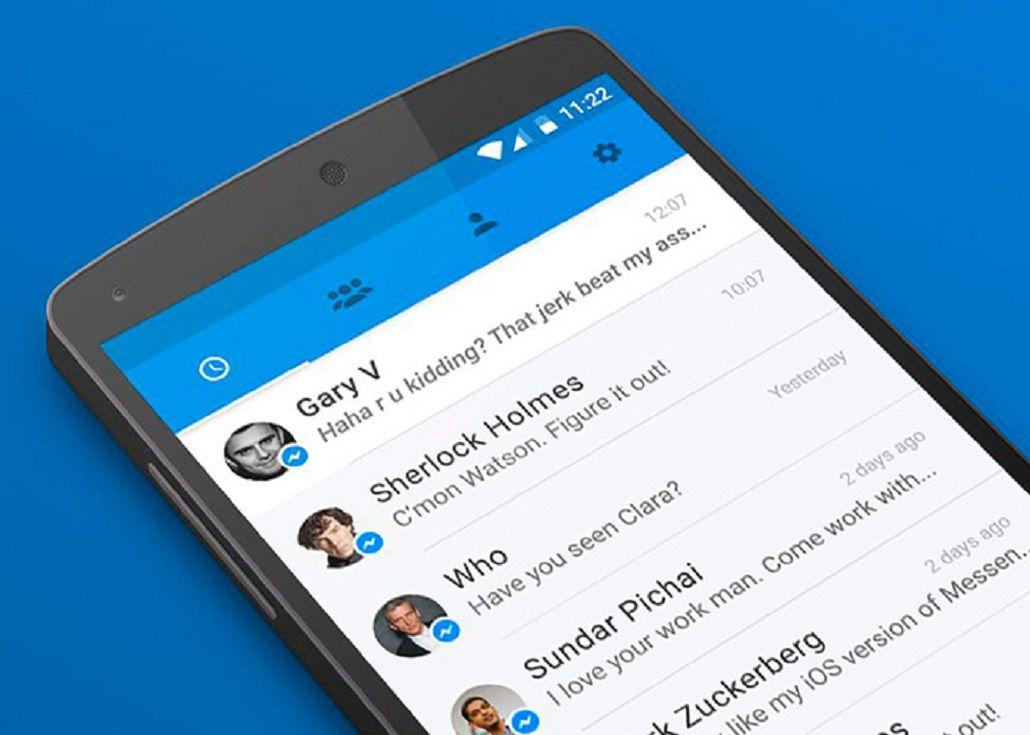Messenger permite realizar llamadas grupales