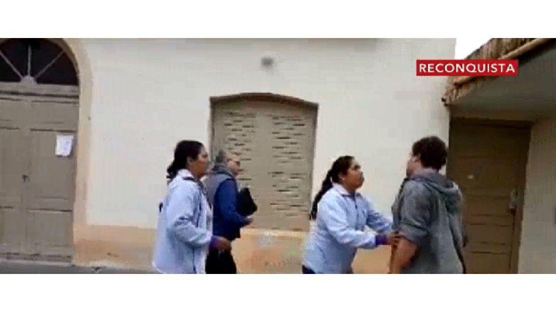 VIDEO: Así detuvieron al cura acusado de abuso en Santa Fe