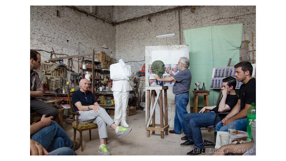 Este viernes presentarán la estatua de Carlos Bianchi en Boca