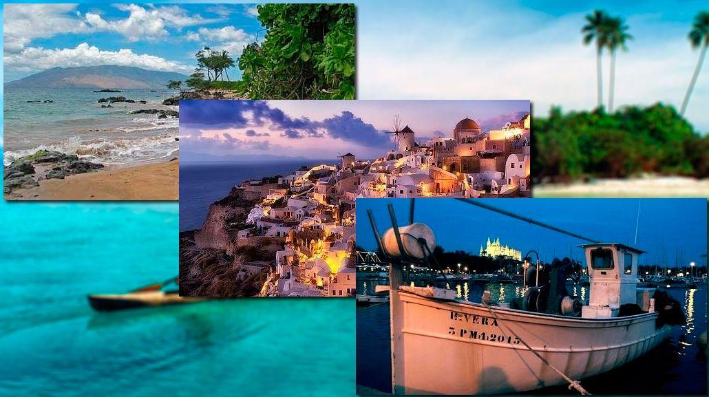 ¿Cuáles son las 10 mejores islas del mundo para veranear?