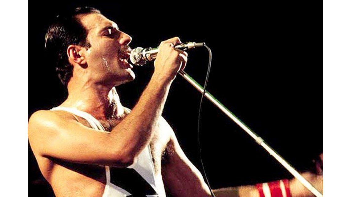 Un grupo de científicos analiza la voz de Freddie Mercury