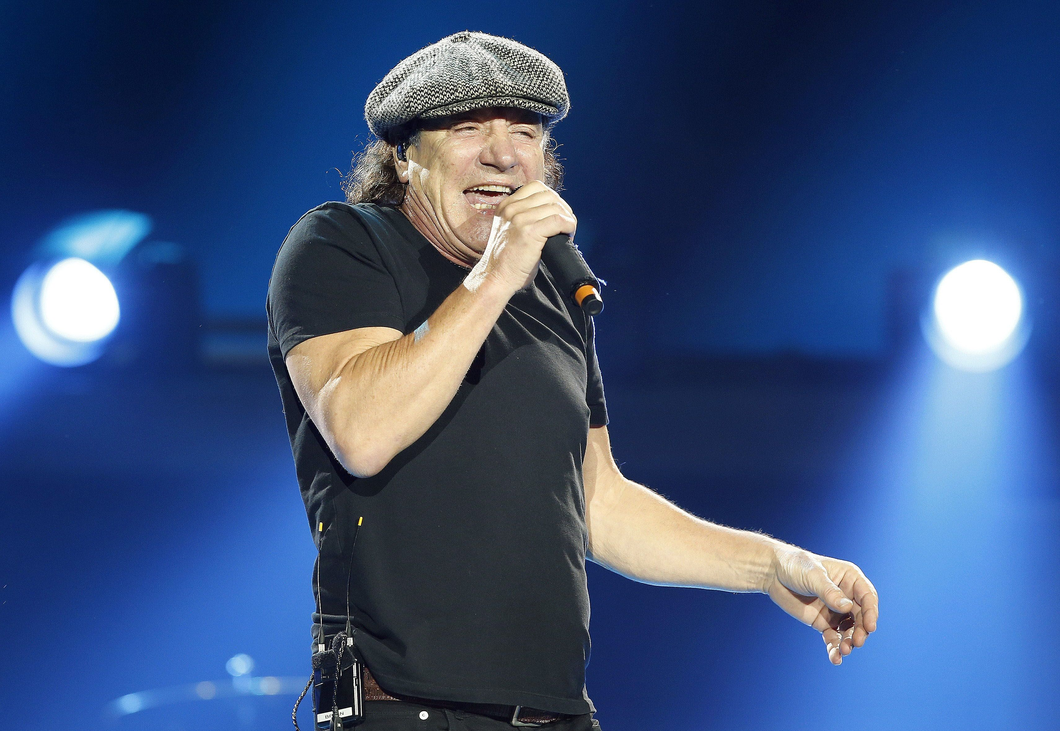 Dura carta del cantante de AC/DC tras su separación de la banda