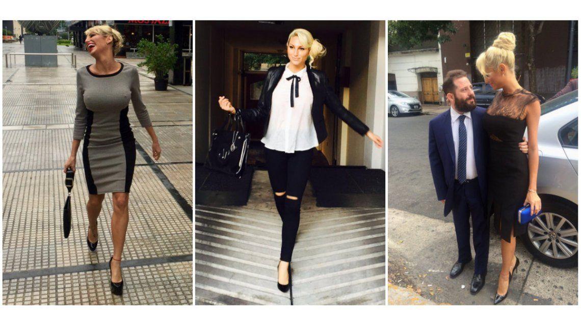El cambio de look de Vicky Xipolitalis desde que sale con José Ottavis