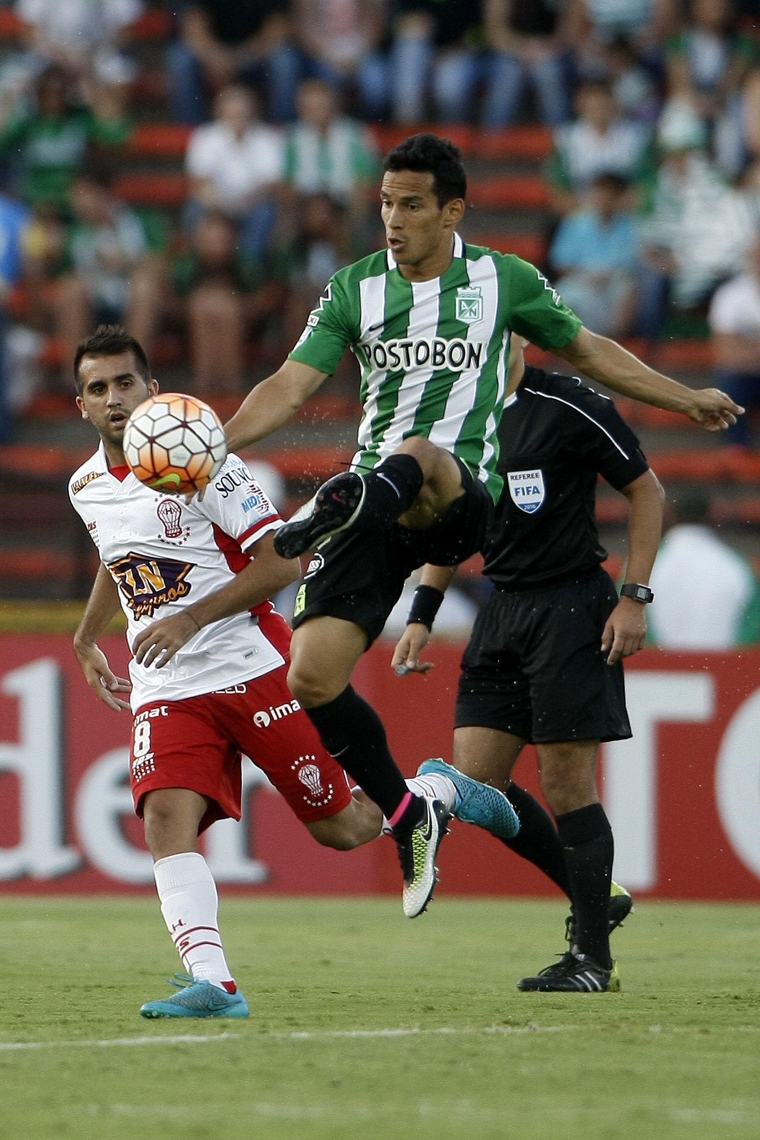 Huracán empató ante Atlético Nacional y clasificó a octavos de la Libertadores
