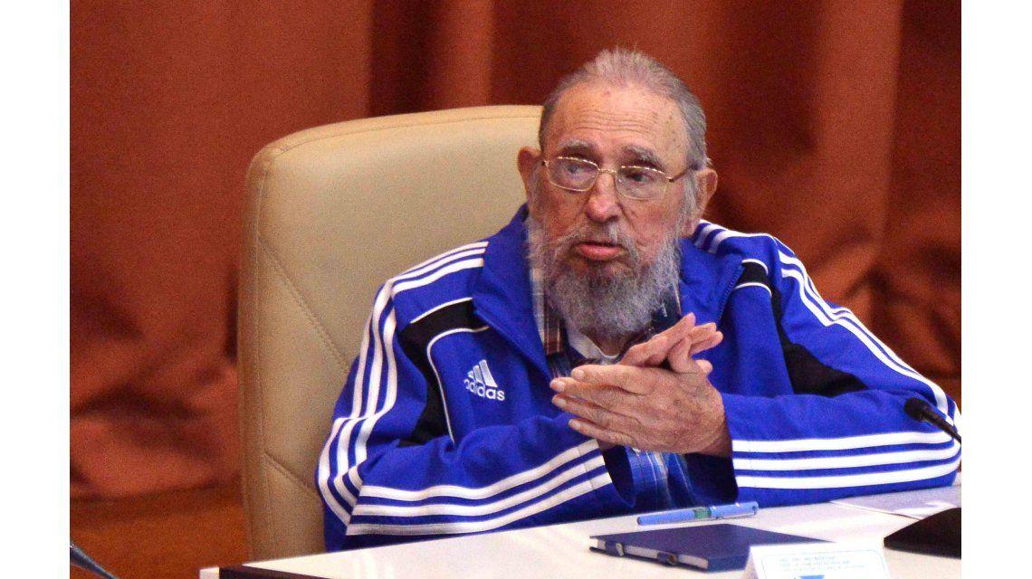 Reapareció Fidel Castro: El pueblo cubano vencerá