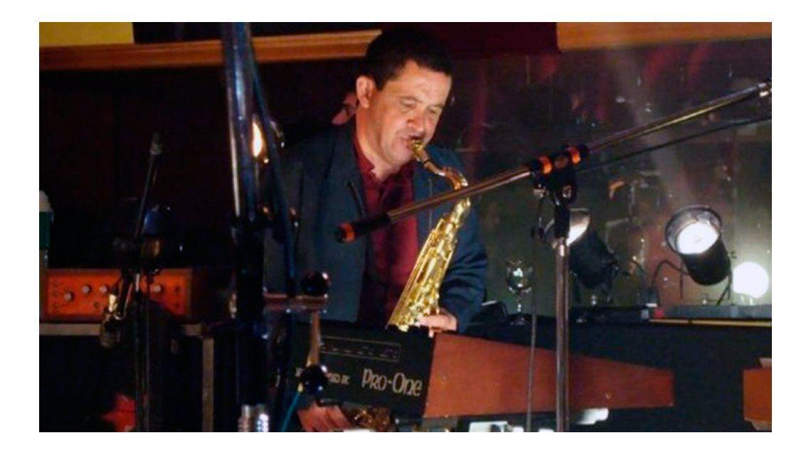 Condenan a 8 años de prisión a ex saxofonista de Los Fabulosos Cadillacs