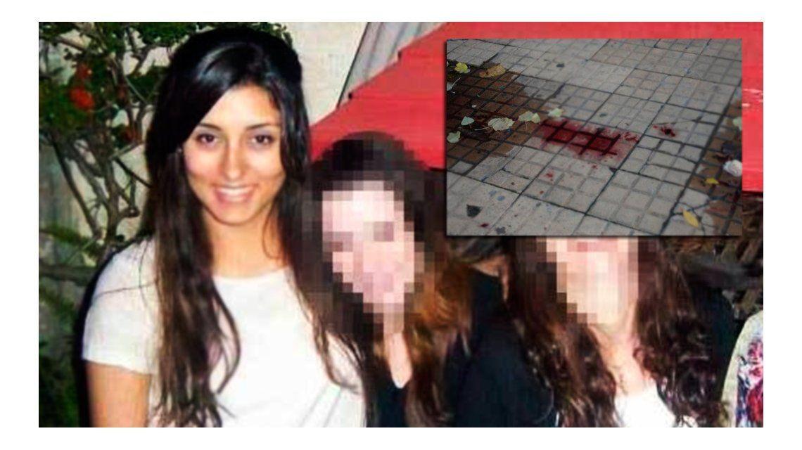 Brutal asalto a una pareja en pleno La Plata: una joven recibió un tiro en la cara