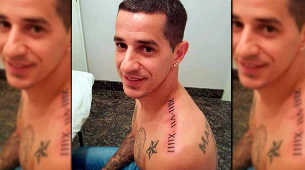 Tiene que ser mentira: el tatuaje del Pipi Romagnoli que se volvió viral