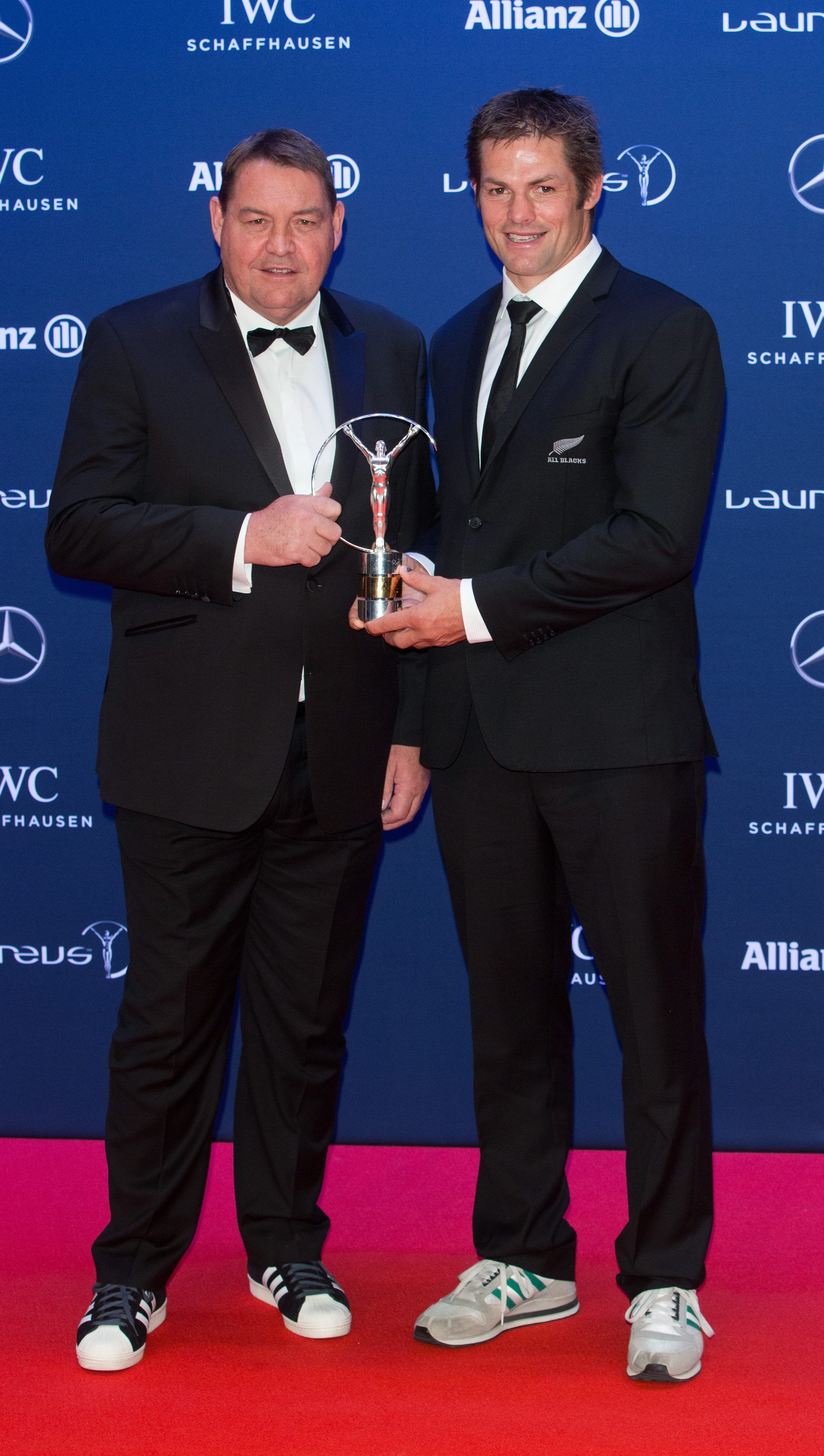 Djokovic se quedó con el premio Laureus por segundo año seguido