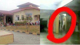 Cierran un colegio durante tres días por la aparición de un fantasma