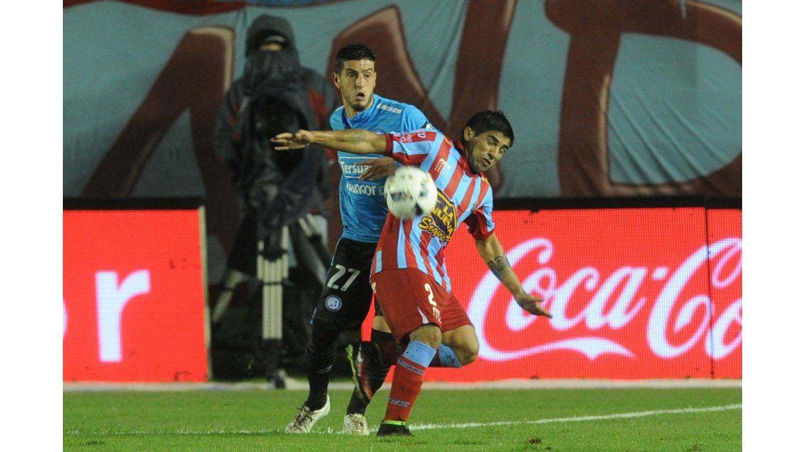 Las fotos del empate entre Arsenal y Belgrano