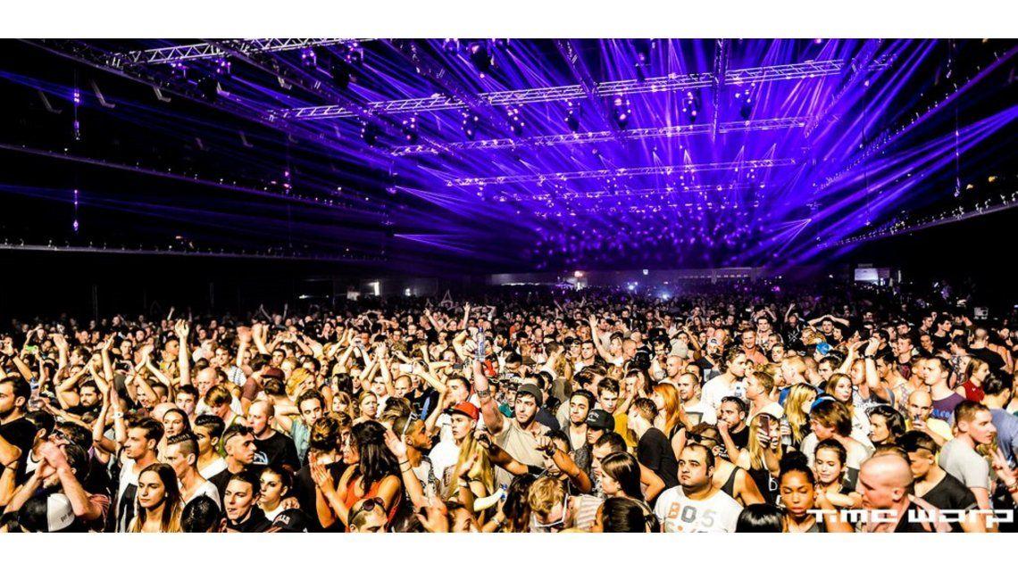 En una fiesta elestrónica siempre hay droga, pero no se muere gente por sobredosis