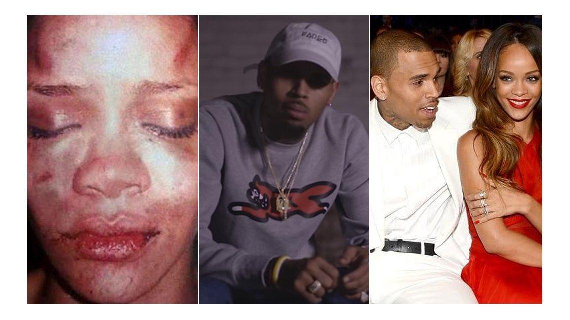 Chris Brown, el ex de Rihanna, confesó que se quiso suicidar tras la brutal golpiza a la cantante