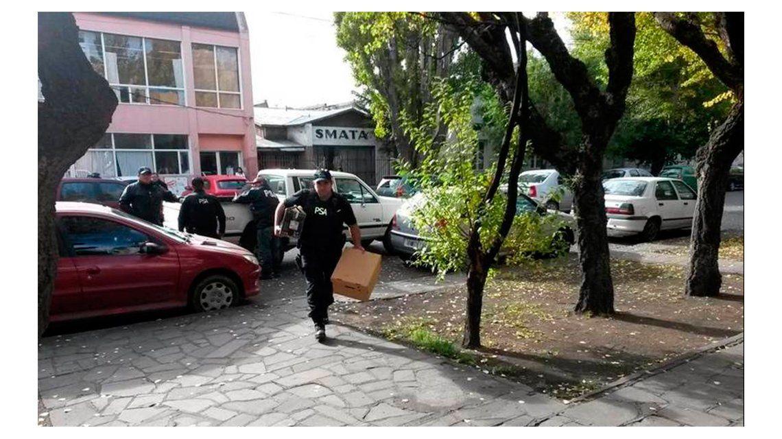 Allanan la gobernación de Santa Cruz en la causa por lavado de dinero
