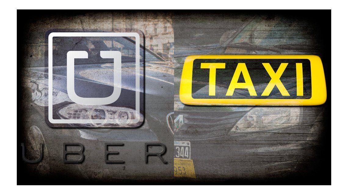 La mitad de los porteños se mantiene neutral sobre el conflicto Uber vs. taxis