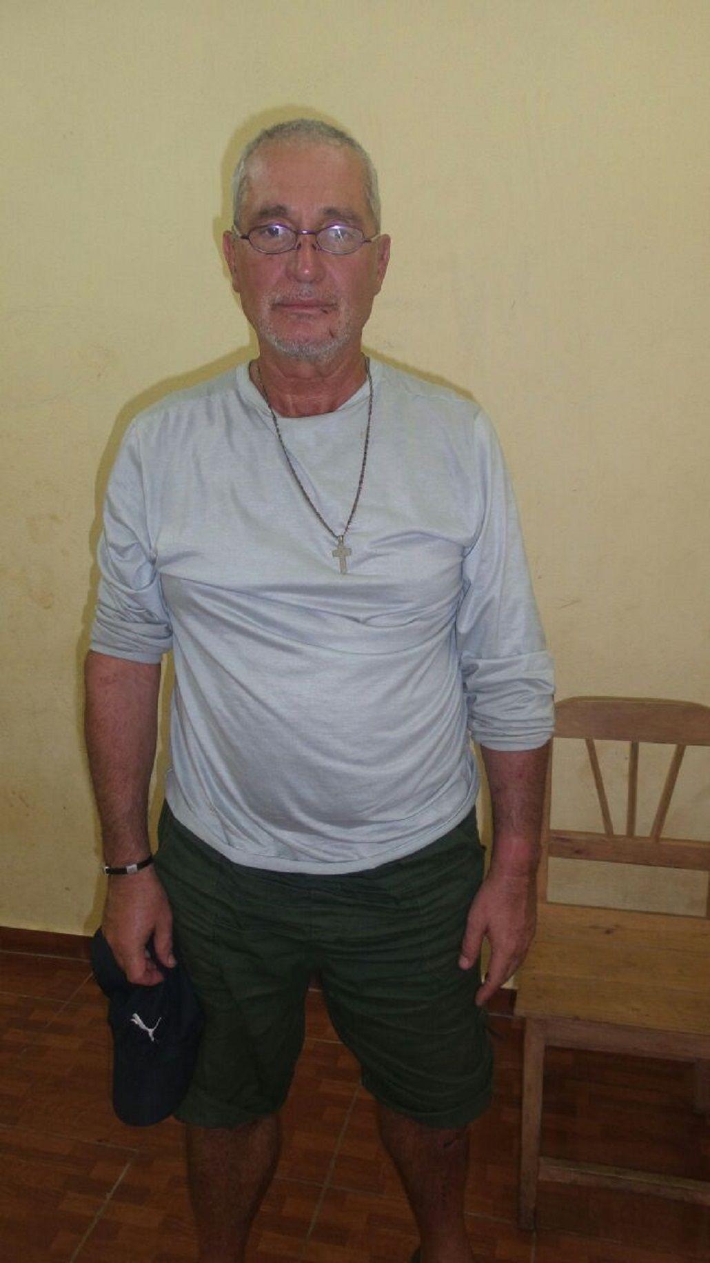Tras su detención en Paraguay Jorge Chueco ya fue trasladado a la Argentina