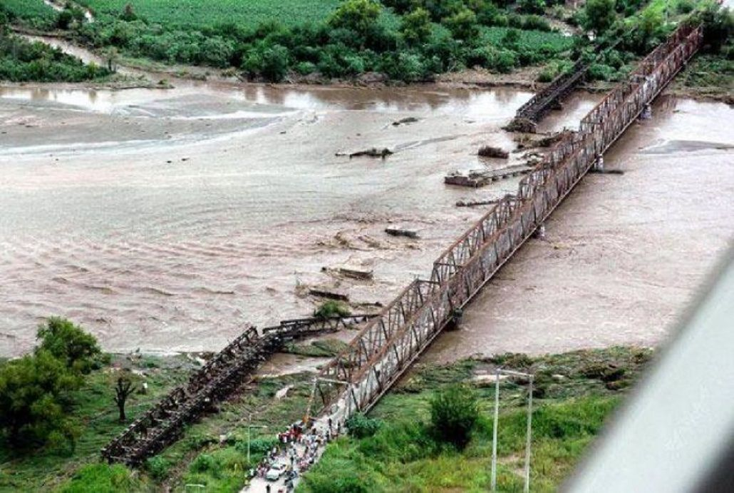Las lluvias no dan respiro: rige alerta para la zona del Litoral