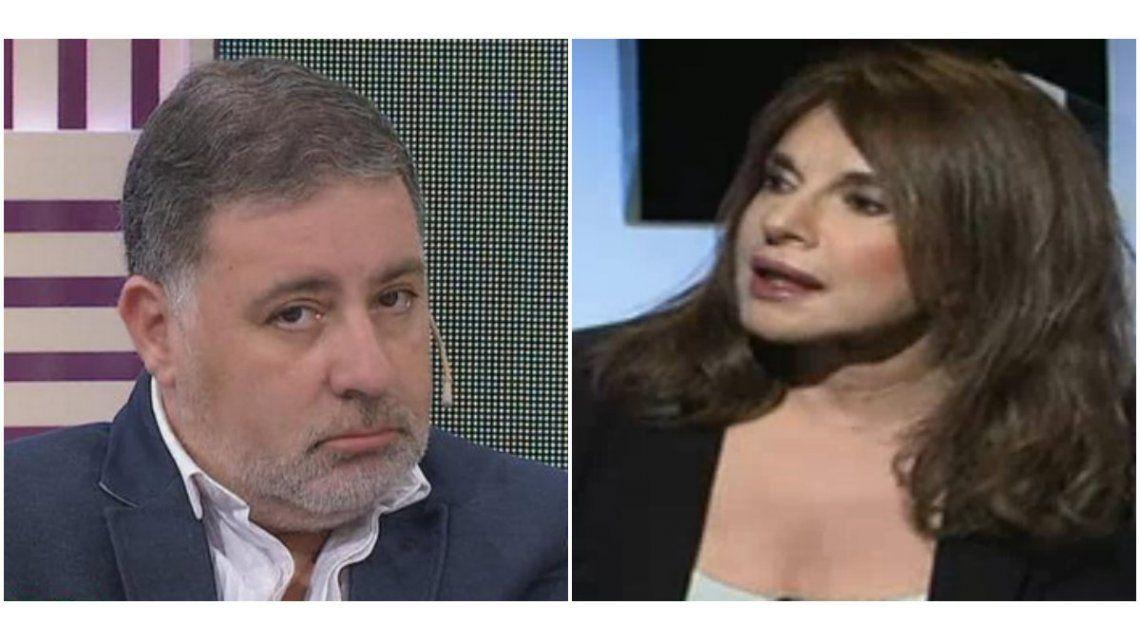 Leonor Benedetto, lapidaria con Doman: ¿Sex simbol de dónde? Miro eso y digo dios mio
